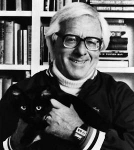 """Raymond Douglas """"Ray"""" Bradbury. 1920-2012"""